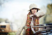 STYLE ICON - Miss Phryne Fisher / Roaring 20s / by Litter & Vintage