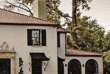 Casa tipo Español Colonial