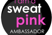 Fit Approach:  Sweat Pink Ambassador / by Dusti Hillis