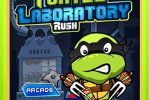 appresk.in - Turtle Laboratory Rush / appresk.in - Turtle Laboratory Rush