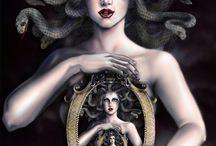 Medusa: Beauty and Chaos