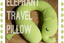 DIY Travel Inspiration  / Travel Inspired DIY Projects
