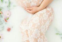 Pregnant Model Ideas
