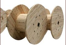 Wooden Cable Drums manufacturer in India