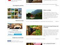 Szablony / Ciekawe motywy stron: Wordpress, Presta, Joomla ...