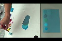 técnicas pinturas