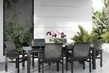 Elements Sling Seating Collection / lements Sling Seating Collection
