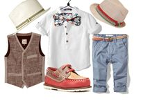 Fashion for my boys / by Erica Keith