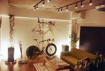 ディスプレイ 自転車