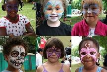 Facepainting kids