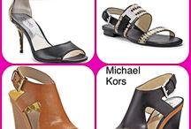 Spring 14 michael Kors favourites / Michael kors Wedges, Michael. Kors flat sandal, Michael kors mid heel sandal! Spring 2014