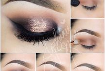 Make Up / eye make up inspiration
