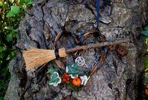 Handmade Samhain Crafts