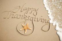 Coastal thanksgiving
