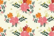 Patterns / by Maite Montecatine - N30 Atelier