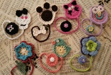 crochet bookmarks