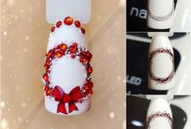 nails ideas(step by step)