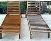 Caring for teak/wooden furniture