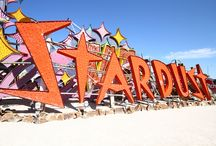 Classic Las Vegas Neon Signs