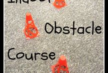 Indoor Obstacle Course Ideas For Kids