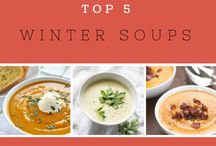 Top 5 Winter Soups