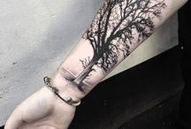 Medium tattoos