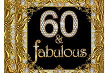 Party ideas for 60th