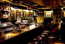 Bar for Billiards Room