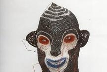 textiles & fibre art