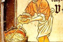 Medieval aprons