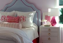 Future big girl rooms / by Kelly Harnett