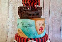Colton's cake