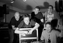 the congress – Funk´n Rock aus München / Bandfoto November 2014.