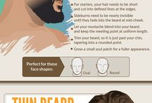 Hair and Beard Styling