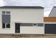 Kubis 631 podkrovní dům / Energeticky efektivní domy RD Rýmařov