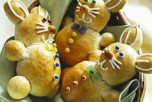 Easter bread  / Bunnies