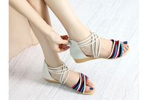 Women's shoes / Latest Korean drama fashion shoes for Women. Shop for cute and sexy shoes, flats, sandals, boots Booties, pumps, loafers, sneakers and more.