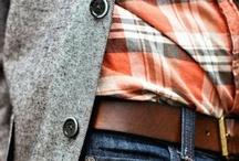 Men's Fashion / by Debbie O'Meara