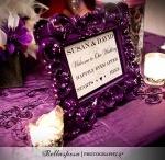 Wedding Ideas in Deep Purple