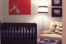 Baby Boy / Inspiraatiota lastenhuoneeseen