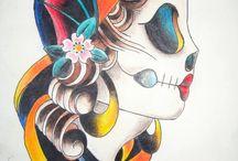 Tattoos & Art / by April Bobbish
