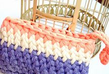 Crochet and kitting
