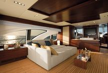 "The Best Yacht Interiors 30-40 Meter / Follow the latest news related to ""Ultimate Luxury Experience"" on Twitter @bestofyachting / by THE BEST OF YACHTING"