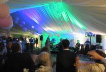 Some great marquee ideas for weddings