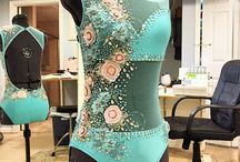 Dance costume / I will never wear this but I think they are beautiful