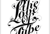 typeface / for the love of typography