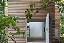Drevené stavby a fasády