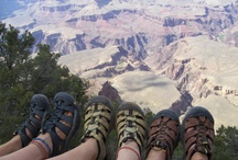 Every place where your foot treads.... i have given it to you (Josh 1:3) / Some of the crazy places God has taken us to!
