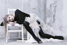 Nicholai Fischer / Model: Svea Kloosterhof Style: Claudia Carretti