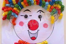 Carnaval knutselen
